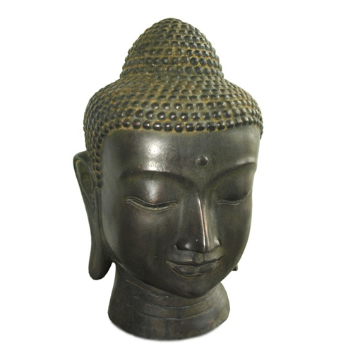 Buddha cremation ashes urns